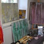 exhibition Weilheim, Stöppel, astridstoeppel.com, abstract art, nature, colors of nature, Saatchi Art, art online, buy art online