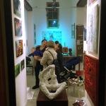 einzigartige fluid kunstwerke, fine art Künstler, Ausstellung in Weilheim
