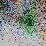 moderne und abstrakte Acrylbilder online kaufen, modernes Wohnen, schöner Wohnen, Wohnbereiche mit Kunst gestalten