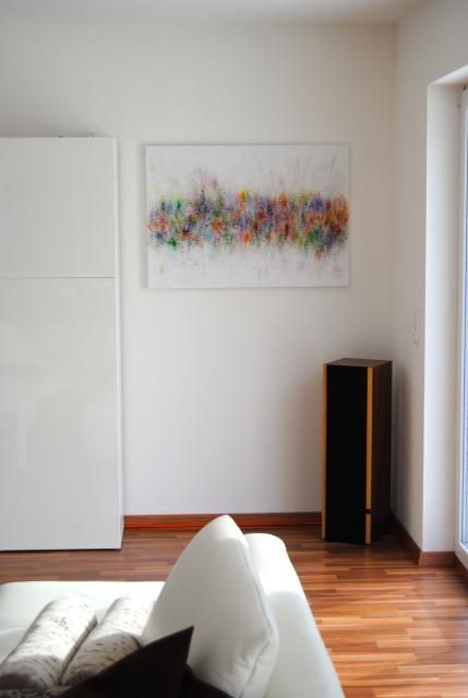modernes wohnen mit moderner kunst, german abstract artist, abstrakte kunst aus deutschland, moderne kunst online kaufen