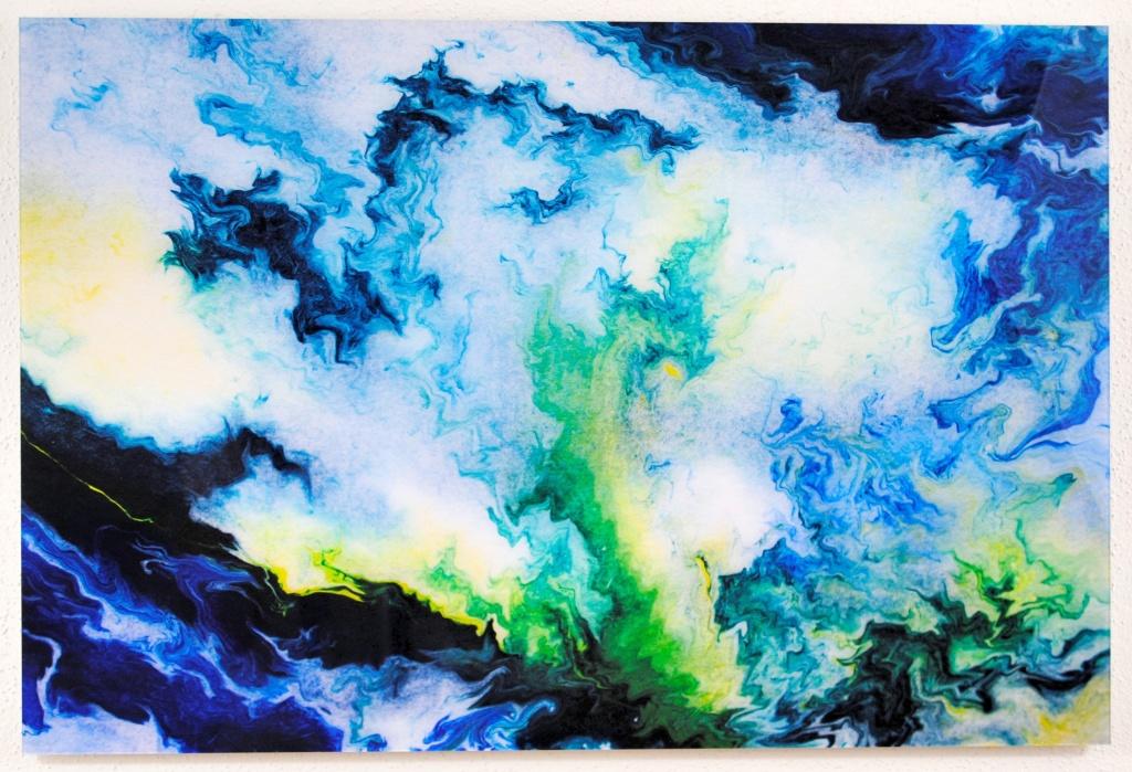 fluid acrylics, new edition 2015, limited, fluid painting, Astrid Stöppel, Astrid Stoeppel, Lumas, photo print under acrylic, astridstoeppel.com, german abstract artist, saatchi art artist