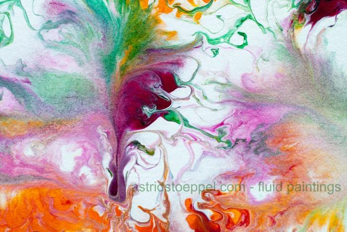 modern artwork, fluid paintings, astridstoeppel.com, art online, original artworks