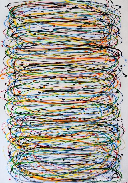 international exhibition, rome italy, Rom, Italien, Ausstellung, Astrid Stöppel, Astrid Stoeppel, Flyer Art Gallery, astridstoeppel.com