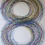 abstrakte Kunst bunt, new artwork, abstract, modern, german artist, exhibition, london, rome, new york, astridstoeppel.com, astrid stöppel, astrid stoeppel, collector, art, artwork, german artist, contemporary, modern artwork, living