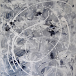 abstrakte Kunst grau, abstract artwork, grey, black, white, astridstoeppel.com, gallery artalia, art online, top 10, top 100, german abstract artist, art for collectors, astridstoeppel.com, Astrid Stöppel, Saatchi Art Artist, USA, UK, London, Rome, international artist