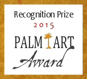recognition prize 2015, Palm Art Award, Astrid Stöppel, astridstoeppel.com, series colorful acrylics, modern art, art online, colorful and modern