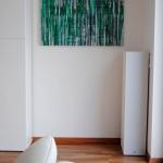 astridstoeppel.com, abstract art, modern, green, grey, art, artwork