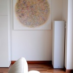 colorful painting, astridstoeppel.com, intérieur design, modern living, art and design, colorful artworks, Astrid Stöppel, german artist, canvas, contemporary art, modern art, abstract art, Art online, Kunst online