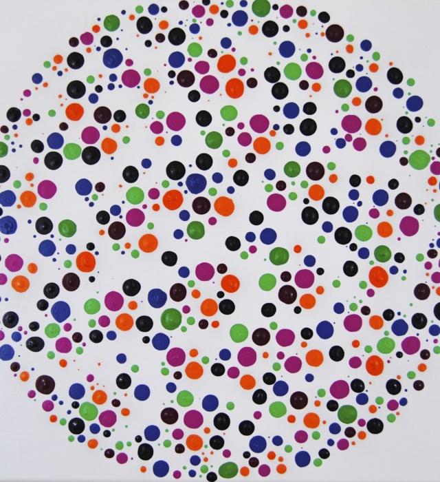 Summer Dots! Astrid Stoeppel, Astridstoeppel.com