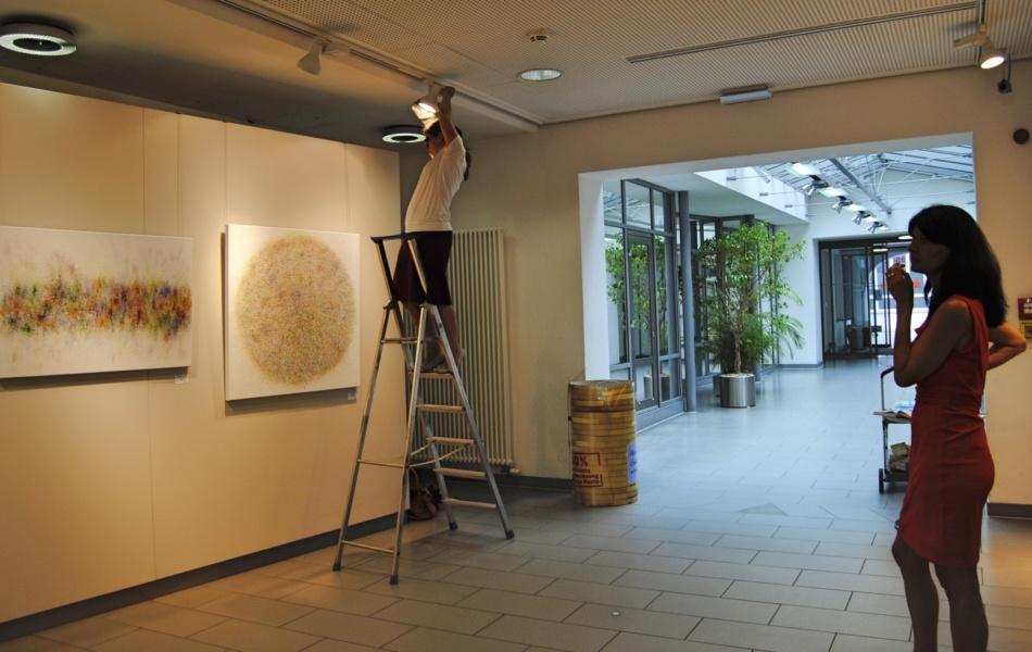 Exhibition Sparkasse Weilheim 2016 Astrid Stöppel, Astridstoeppel.com28