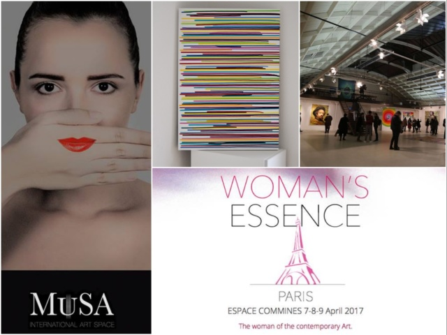 Paris 2017, exhibition Woman's Essence, MUSA, Musa Art Space, moderne Kunst, zeitgenössische Kunst, deutsche Kunst, deutsche Künstlerin, abstrakt, modern, bunt, vielfarbig, international, Ausstellungen, Kunst-Ausstellungen, Kunst und Design, Kunst für Sammler, Kunst als Geldanlage, Wertanlage, Wertsteigerung, Kunst für Wohnräume, Serie Colorful acrylics, Paris 2017, Antwerpen 2017, new series, astridstoeppel.com, art and design, modern art, contemporary art, german abstract artist, artnet, Saatchi Art, Artfinder, shop online, international exhibitions, London, Rome, Milan, Florence, art for collectors, Yves Klein blue, series emotional acrylics, series colorful, Astrid Stöppel, Weilheim, Kunst online, abstrakte Kunst, sale, art for sale, make an offer, make your own price, special offer, art sale, artwork sale, unique art for sale , art auction, black, white, black and white art, series no colors, no colors