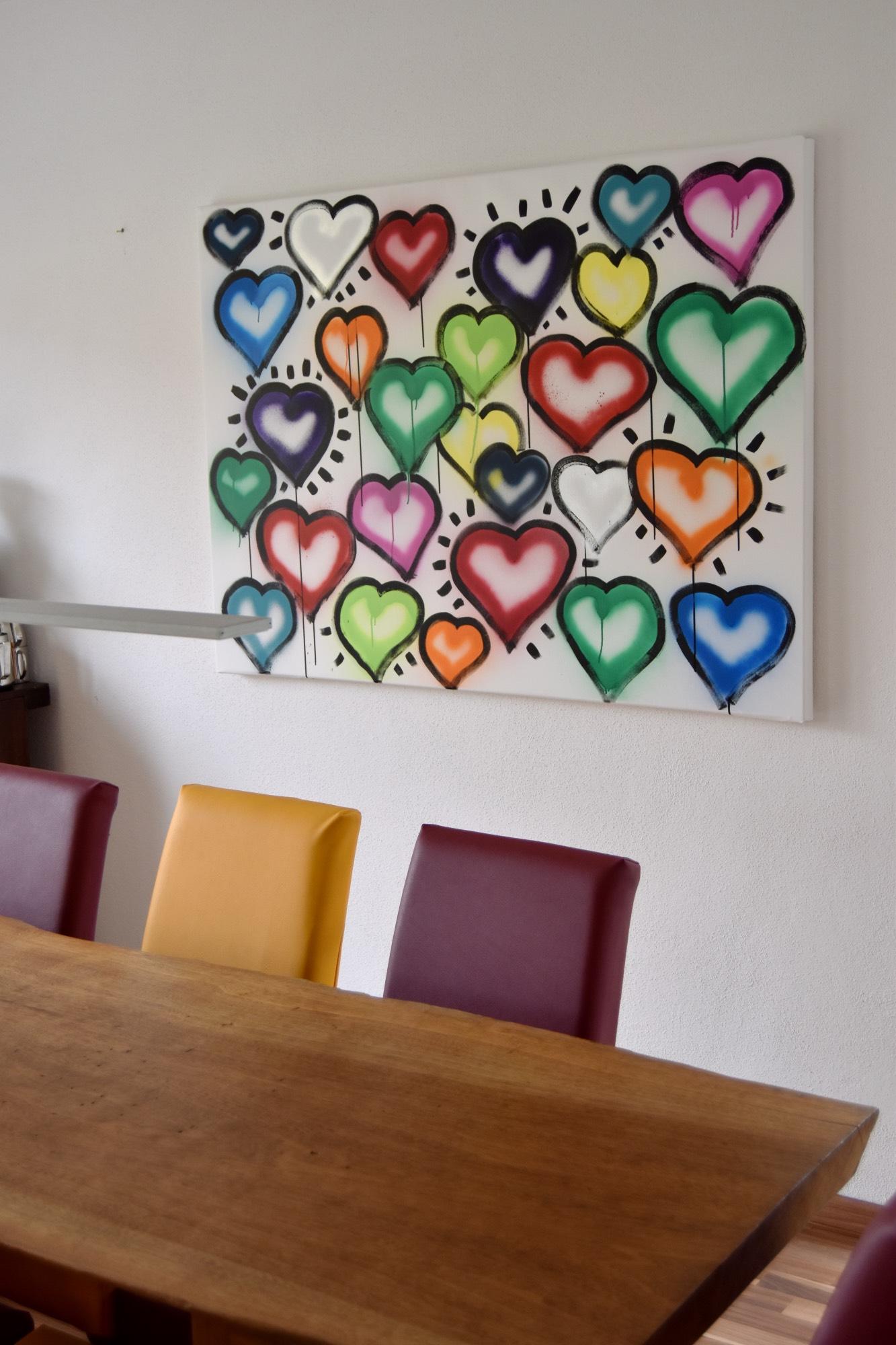 Keith Hearts! room2 Astrid Stoeppel, astridstoeppel.com - astrid ...