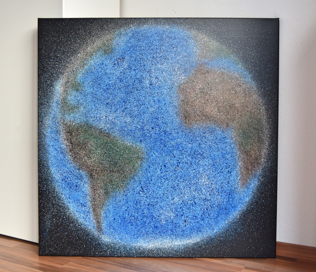 NASA, ESA, planet earth, Planet Erde, Antarktis, Amerika, Südamerika, space, space paintings, new series 2018, Bilder aus dem Weltraum, unique art, german artist, Luft- und Raumfahrt, space art, contemporary art, modern art, german art, german artist, modern, black and white, black painting, white painting, Saatchi Art artist, Saatchi Art, Astrid Stoeppel, Astrid Stöppel, astridstoeppel.com, unique art, art collector, collector art, Instagram, Facebook, Internationale Kunst heute, deutsche Kunst, deutsche Künstler, Top 100, artnet, artsy, TOAF 2017, The Other Art Fair 2017, Brooklyn, New York 2017, international exhibitions, solo exhibitions, Basel, Miami, Paris, Milano, Roma, London, New York, Firence, abstrakte Malerei in Deutschland, Art und Design, Designer, modernes Wohnen, modern living, Kunst und Design, ART, Brooklyn Expo Center, black and white art, Minimalism, Pop Art, Street Art, german art, deutsche Kunst, deutsche zeitgenössische Künstler, newcomer, Series Planet earth, new in 2018, Erde aus dem Weltall, Kunstwerk, deutsche Kunst, Erde aus dem Weltraum, deutsche Künstlerin, Ausstellungen in den USA, New York