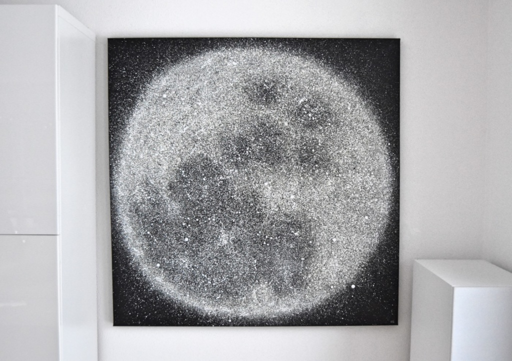 moon, the moon, mare, space,NASA, ESA, planet earth, Planet Erde, Antarktis, Amerika, Südamerika, space, space paintings, new series 2018, Bilder aus dem Weltraum, unique art, german artist, Luft- und Raumfahrt, space art, contemporary art, modern art, german art, german artist, modern, black and white, black painting, white painting, Saatchi Art artist, Saatchi Art, Astrid Stoeppel, Astrid Stöppel, astridstoeppel.com, unique art, art collector, collector art, Instagram, Facebook, Internationale Kunst heute, deutsche Kunst, deutsche Künstler, Top 100, artnet, artsy, TOAF 2017, The Other Art Fair 2017, Brooklyn, New York 2017, international exhibitions, solo exhibitions, Basel, Miami, Paris, Milano, Roma, London, New York, Firence, abstrakte Malerei in Deutschland, Art und Design, Designer, modernes Wohnen, modern living, Kunst und Design, ART, Brooklyn Expo Center, black and white art, Minimalism, Pop Art, Street Art, german art, deutsche Kunst, deutsche zeitgenössische Künstler, newcomer, Series Planet earth, new in 2018, Erde aus dem Weltall, Kunstwerk, deutsche Kunst, Erde aus dem Weltraum, deutsche Künstlerin, Ausstellungen in den USA, New York