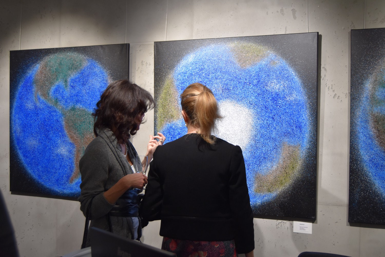 Merlino Bottega D Arte exhibitions and upcoming events - astrid stoeppel